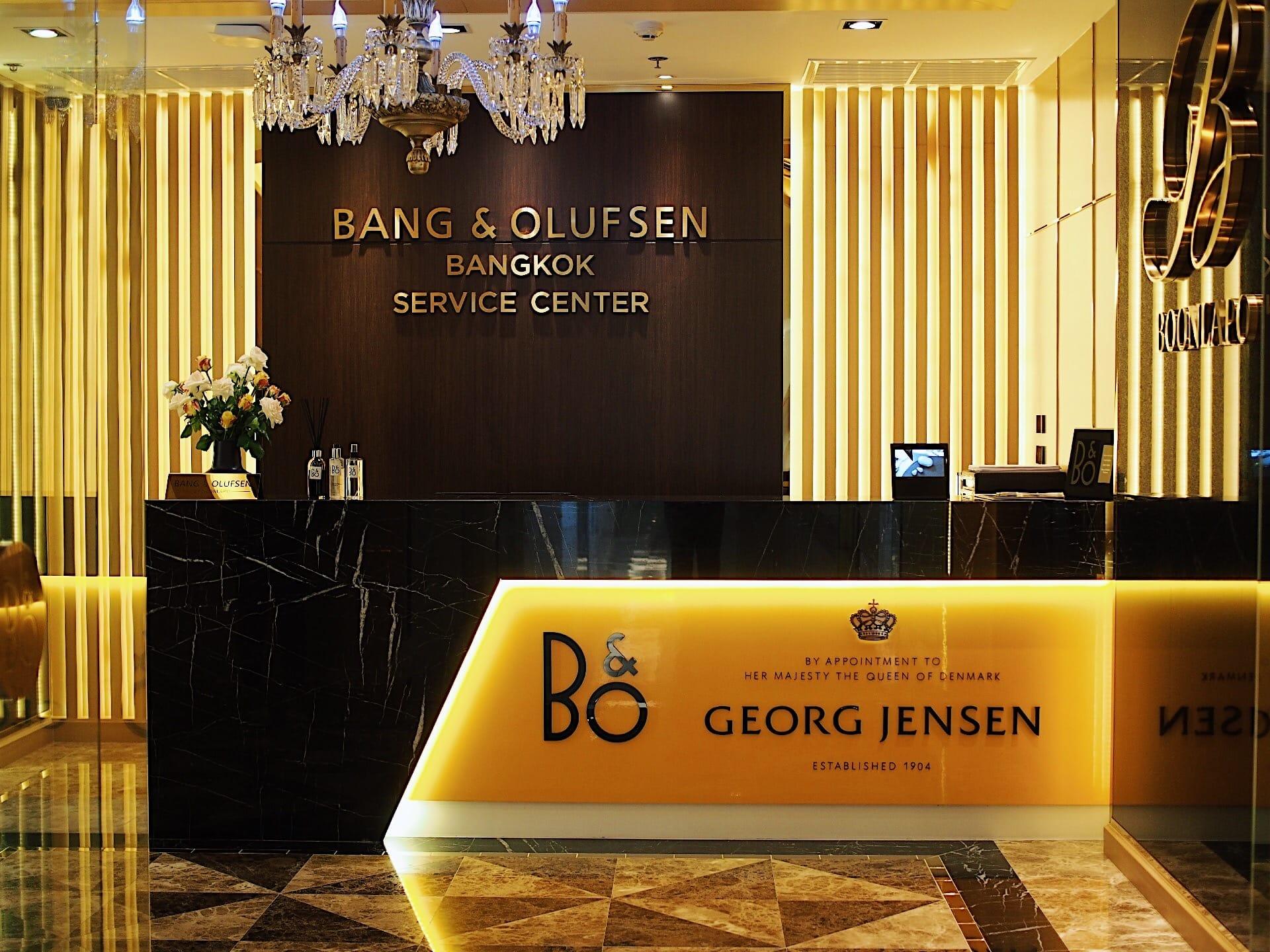 B&O Service Center