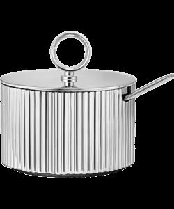 GJ BERNADOTTE Sugar Bowl Incl. Spoon