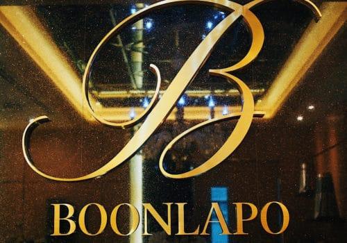 ออฟฟิศ B&O Boonlapo Logo
