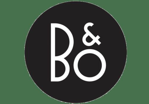 โลโก้ B&O Bang&Olufsen